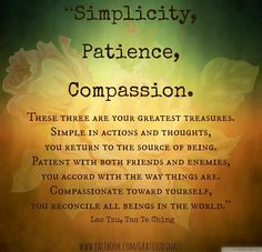 buddist-simplicity-patience-compassion